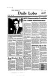 New Mexico Daily Lobo, Volume 087, No 156, 7/21/1983