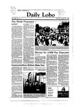 New Mexico Daily Lobo, Volume 088, No 2, 8/22/1983
