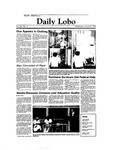 New Mexico Daily Lobo, Volume 088, No 4, 8/24/1983 by University of New Mexico