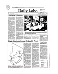 New Mexico Daily Lobo, Volume 088, No 5, 8/25/1983