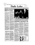 New Mexico Daily Lobo, Volume 088, No 8, 8/30/1983