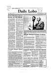 New Mexico Daily Lobo, Volume 088, No 11, 9/2/1983