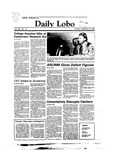 New Mexico Daily Lobo, Volume 088, No 14, 9/8/1983