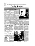 New Mexico Daily Lobo, Volume 088, No 16, 9/12/1983