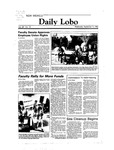 New Mexico Daily Lobo, Volume 088, No 18, 9/14/1983