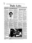 New Mexico Daily Lobo, Volume 088, No 20, 9/16/1983