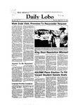 New Mexico Daily Lobo, Volume 088, No 21, 9/19/1983