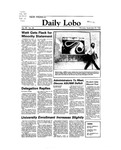 New Mexico Daily Lobo, Volume 088, No 24, 9/22/1983