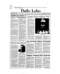 New Mexico Daily Lobo, Volume 088, No 25, 9/23/1983