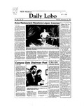 New Mexico Daily Lobo, Volume 088, No 26, 9/26/1983