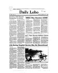 New Mexico Daily Lobo, Volume 088, No 27, 9/27/1983