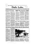 New Mexico Daily Lobo, Volume 088, No 27, 9/27/1983 by University of New Mexico