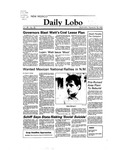 New Mexico Daily Lobo, Volume 088, No 28, 9/28/1983