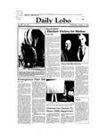 New Mexico Daily Lobo, Volume 088, No 33, 10/5/1983 by University of New Mexico