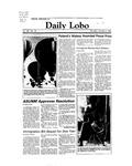 New Mexico Daily Lobo, Volume 088, No 34, 10/6/1983 by University of New Mexico