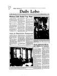 New Mexico Daily Lobo, Volume 088, No 35, 10/7/1983 by University of New Mexico