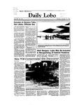 New Mexico Daily Lobo, Volume 088, No 36, 10/10/1983 by University of New Mexico