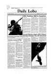 New Mexico Daily Lobo, Volume 088, No 39, 10/13/1983 by University of New Mexico
