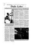 New Mexico Daily Lobo, Volume 088, No 42, 10/18/1983 by University of New Mexico
