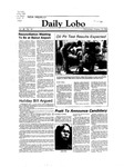 New Mexico Daily Lobo, Volume 088, No 43, 10/19/1983