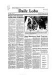 New Mexico Daily Lobo, Volume 088, No 44, 10/20/1983