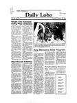 New Mexico Daily Lobo, Volume 088, No 44, 10/20/1983 by University of New Mexico