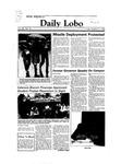 New Mexico Daily Lobo, Volume 088, No 45, 10/21/1983 by University of New Mexico