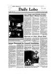 New Mexico Daily Lobo, Volume 088, No 48, 10/26/1983 by University of New Mexico