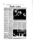New Mexico Daily Lobo, Volume 088, No 51, 10/31/1983