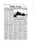 New Mexico Daily Lobo, Volume 088, No 53, 11/2/1983