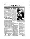 New Mexico Daily Lobo, Volume 088, No 54, 11/3/1983