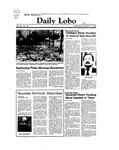 New Mexico Daily Lobo, Volume 088, No 58, 11/9/1983