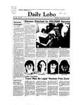 New Mexico Daily Lobo, Volume 088, No 59, 11/10/1983