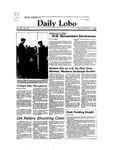 New Mexico Daily Lobo, Volume 088, No 60, 11/11/1983