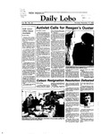 New Mexico Daily Lobo, Volume 088, No 64, 11/17/1983