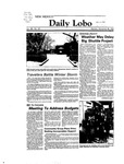 New Mexico Daily Lobo, Volume 088, No 69, 11/28/1983