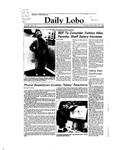New Mexico Daily Lobo, Volume 088, No 70, 11/29/1983