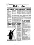 New Mexico Daily Lobo, Volume 088, No 72, 12/1/1983