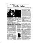 New Mexico Daily Lobo, Volume 088, No 73, 12/2/1983