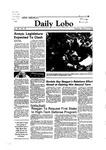 New Mexico Daily Lobo, Volume 088, No 77, 1/17/1984