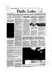 New Mexico Daily Lobo, Volume 088, No 79, 1/19/1984