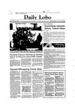 New Mexico Daily Lobo, Volume 088, No 83, 1/25/1984