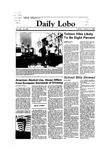 New Mexico Daily Lobo, Volume 088, No 87, 1/31/1984 by University of New Mexico