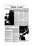New Mexico Daily Lobo, Volume 088, No 91, 2/6/1984 by University of New Mexico