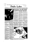 New Mexico Daily Lobo, Volume 088, No 92, 2/7/1984 by University of New Mexico