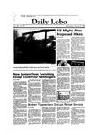 New Mexico Daily Lobo, Volume 088, No 93, 2/8/1984 by University of New Mexico