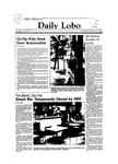 New Mexico Daily Lobo, Volume 088, No 94, 2/9/1984