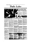 New Mexico Daily Lobo, Volume 088, No 95, 2/10/1984 by University of New Mexico