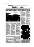 New Mexico Daily Lobo, Volume 088, No 96, 2/13/1984 by University of New Mexico