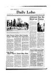 New Mexico Daily Lobo, Volume 088, No 97, 2/14/1984 by University of New Mexico